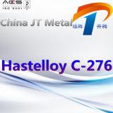 Хастелой C276 Uns N10276 пластину 2.4819 Бар трубы никелевый сплав с Китаем поставщика