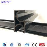 per l'alluminio del montaggio di comitato solare del sistema del tetto essere guida sostituita della poliammide