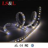 Alto brillo de la luz de las tiras de LED para iluminación decorativa