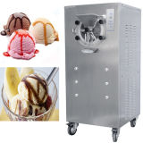 Fabricante de gelado italiano refrigerar de água da parte superior de tabela