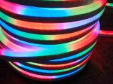 費用有効RGB LEDのネオン屈曲ロープライト