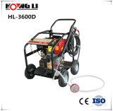 Fornitore ad alta pressione diesel 3600psi/248bar (HL-3600D) della macchina di pulizia