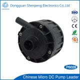 De centrifugaal Mini12V Pomp van gelijkstroom voor het Verwarmen van het Hete Water Stootkussens