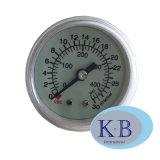 Inflation Device Luminous Dials를 위한 30ATM 400 Psi Pressure Medical Manometer Gauges