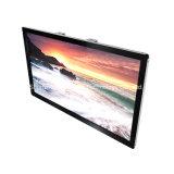 """32 """"接触LCDモニタを広告する赤外線4G WiFi完全なHD"""