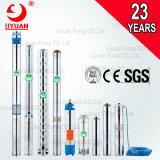 良質4 SDおよび6つのSDのセリウムCertifactesが付いている浸水許容の水ポンプ