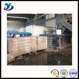 세륨은 폐기물 플라스틱을%s 공장 직매 유압 수평한 포장기를 증명했다