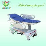 Krankenhaus-Bett-Luxuriöse Karren-Bahre-Karre (SLV-B4306)