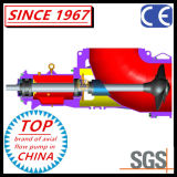 Pompe à circulation forcée titanique duplex chimique d'acier inoxydable