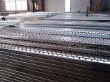 320m m galvanizaron la plataforma de trabajo de acero euro del andamio
