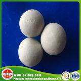 高密度中型のアルミナの乾燥性がある球68%