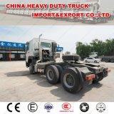 HOWO 6X4 380HP LHD/Rhd 트랙터 트럭