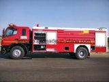 L'otturatore di alluminio del rullo per il camion dei vigili del fuoco rotola in su il portello