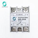 Сср-25ВА 500 K/ 1/4W до 24-380В переменного тока 25 А Твердотельные реле регулятора напряжения