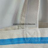 Beiläufiger stärkster schwerer Segeltuch-Lebensmittelgeschäft-Handtaschetote-Beutel für Käufer
