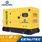 Комплект генератора двигателя 40kw 50kVA Cummins 4BTA3.9-G2 звукоизоляционный тепловозный
