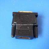 Mannetje DVI aan Vrouwelijke Adapter HDMI (hd-025)