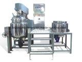 Miscelatore d'emulsione di vuoto con il POT di fase del POT e dell'olio di fase dell'acqua