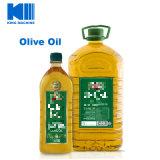 Tipo linear en botella animal doméstico máquina de rellenar del aceite de mesa