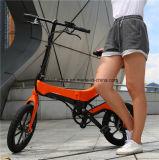 Onbot S6 후에 관심을 가지고 믿을 수 있는 전기 접히는 자전거