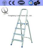 Schmale Jobstepp-Strichleiter-Haushalts-Aluminiumstrichleiter