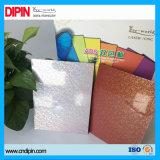 Повышенное качество АБС двойной цветной лист