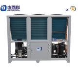 refroidisseur d'eau refroidi par air industriel de refroidissement de la capacité 10tons avec des pompes de Lingxiao