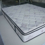 Matelas de luxe de latex de prix usine pour les meubles de chambre à coucher (131)