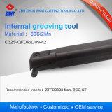 Interior herramientas CNC ranurar C32S09-42-Qfdr para torno
