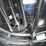 Camisa de inclinación de la calefacción a vapor hervidora Jelly cocinar hervidor de agua