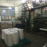 Vente directe d'usine de pente de Pacakging de film de rétrécissement de PVC