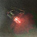 깊은 하락 LED 어업 빛 2 의 100개 FT 녹색 빨간 저속한 경보 오징어 램프