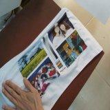 Documento chiaro di Tranfer di calore del getto di inchiostro con il ferro basso di colore giallo di immagine per le tessile
