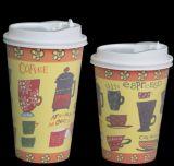 Fábrica de papel 100% de la taza de café de Composable diseño barato de la manera del nuevo
