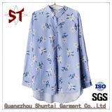 Neues Blumenpolo-weibliche Dame-Hemden