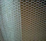 Rete metallica esagonale galvanizzata per la vendita calda