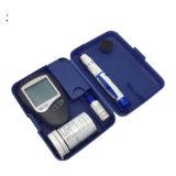 Verificação rápida da glicemia Digital com medidor de teste aprovado pela CE