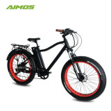 La grasa de 26 pulgadas Bafang neumático de bicicleta eléctrica con motor de 750 W