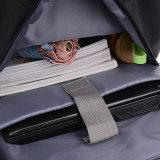 Sacchetto multifunzionale dello zaino del calcolatore di modo di grande capienza, sacchetto del computer portatile di svago del banco