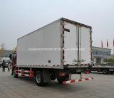 O alimento de Foton 4X2 refresca o caminhão 8 toneladas de caminhão Refrigerated do camião da caixa