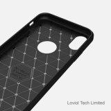 iPhone Xのための耐震性の電話カバー装甲背部ケース