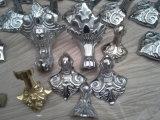 De gegoten Antieke Voeten van de Badkuip Iron&Brass, het Been van de Badkuip, Badkuip Clawfoot