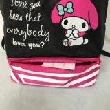 La promotion de polyester/nylon sac à dos Sac avec lacet de serrage pour l'école Accueil Voyage
