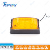 Luces aprobadas de la cola del indicador del ámbar LED de E-MARK para el carro