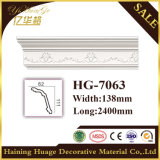 Hg 7063 PU 건축 거품 Moulding/PU 처마 장식 조형