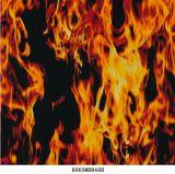 Pellicola K04zs3555A di stampa di trasferimento dell'acqua della pellicola della Cina PVA della fiamma del fuoco