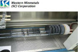 """125mm вафля кремния одиночного кристалла 5 """" MCZ на западном Minmetals"""
