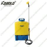 Spruzzo elettrico per pulizia, spruzzatore dello zaino della batteria