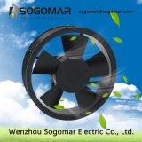 El bastidor de aluminio redondo el rodamiento de bolas 380V 2820rpm que irradia el ventilador de 220x220x60mm