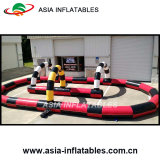 Las ventas calientes inflables van pista de Kart/pista de raza inflable de bola de Zorb